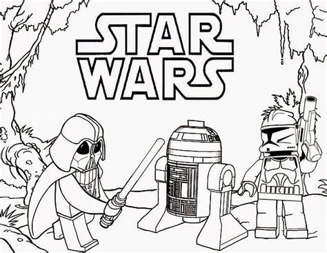 disegni da stare gratis lego wars disegni da colorare gratis disegni da