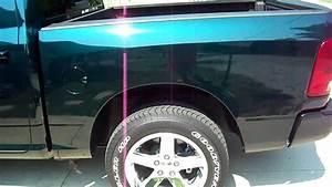 2011 Dodge Ram Sport  Hunter Green Pearl
