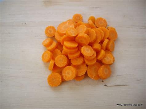 cuisiner des carottes en rondelles rondelles de carottes