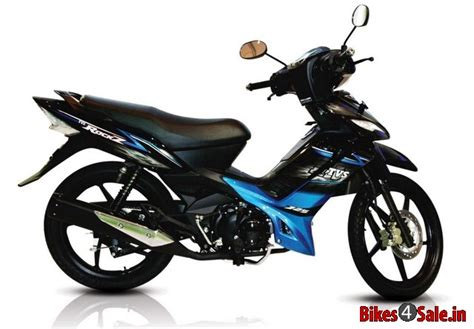 Review Tvs Rockz by Tvs Rockz Price Specs Mileage Colours Photos And