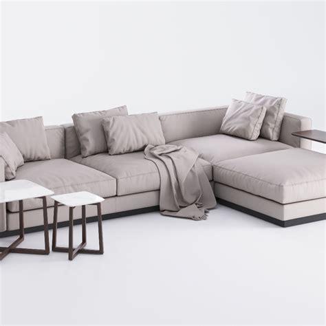 flexform pleasure sofa model unknown max freed