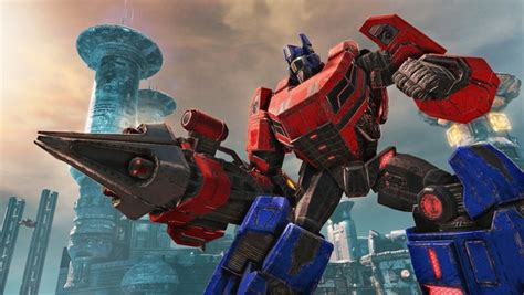 Transformers Fall Of Cybertron Gets New Trailer Release Date