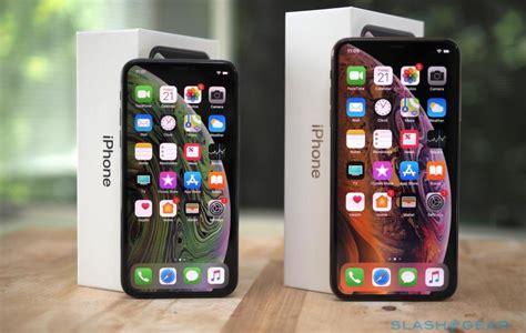 iphone xs xs max battery tests show unimpressive results slashgear