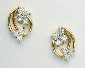 big earing diamond earrings diamond earring gold earrings earring
