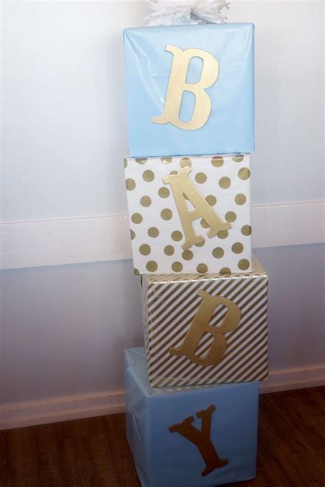 baby shower for large best 25 gender reveal decorations ideas on