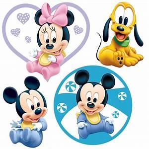 adesivo-decorativo-parede-infantil-baby-disney-mickey ...