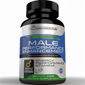 Oztosterone U00ae Male Performance Enhancement