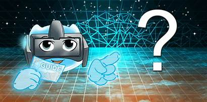 Virtual Reality Vr Guides Question Mark 20t14