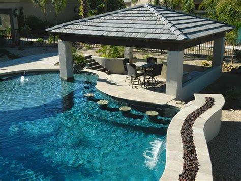 backyard pool bar 33 mega impressive swim up pool bars built for entertaining pool bar swimming and bar