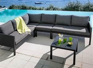 Salon De Détente Extérieur : mobilier de jardin pour famille nombreuse le blog ~ Zukunftsfamilie.com Idées de Décoration