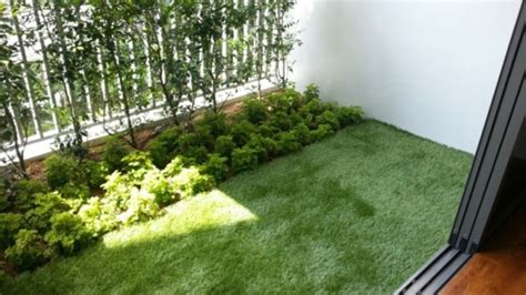 Kunstrasen Für Balkon, Terrasse Oder Garten Tolle