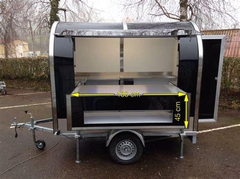 camion cuisine mobile 17 meilleures images à propos de nos remorques et