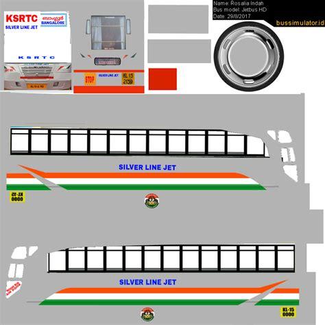 interior bussid