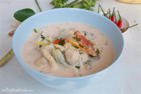 tom kha suppe tom kha gai recipe ว ธ ทำ ต มข าไก authentic thai style