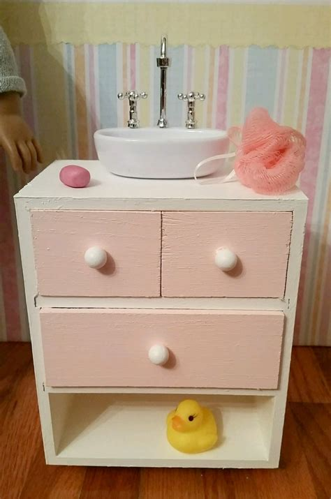 18 inch bathroom sink 18 inch doll bathroom sink vanity cabinet sink with