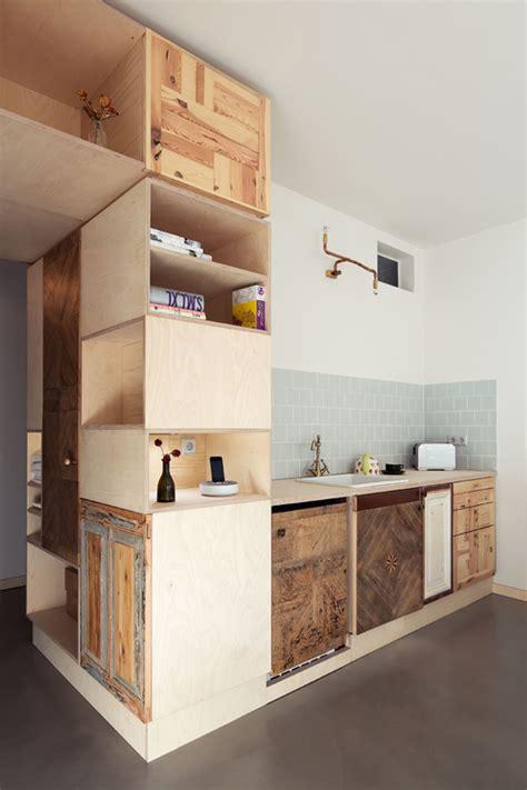 cuisine compacte cuisine pour studio aménagement de cuisine pour petit espace