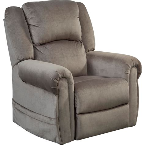 lift chair recliners spencer power lift recliner with power headrest by