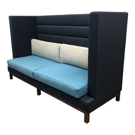 Settee Banquette by Arthur Custom Settee Banquette By Lyndon Design
