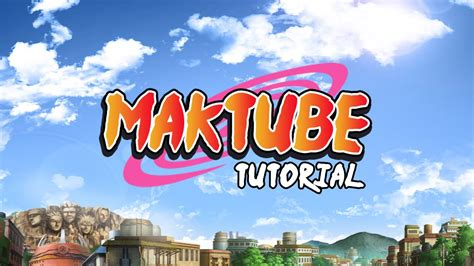 How To Make The Naruto Logo Using PhotoShop - YouTube