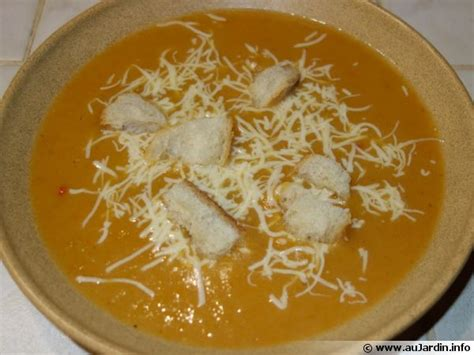 soupe poireaux carottes pommes de terre recette de