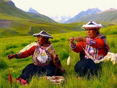 Peruvian Peru Indigenous
