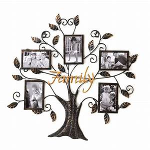 Family tree hanging picture frame wall decor eon pee