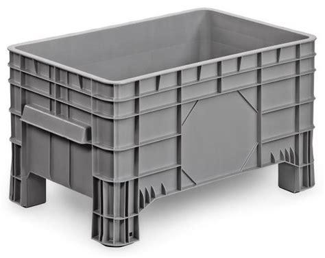 stapelboxen aus kunststoff