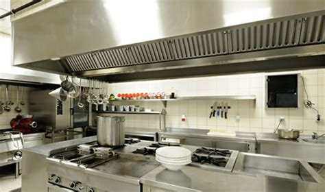 About Cleaning The Exhaust Hood And Ventilation System For