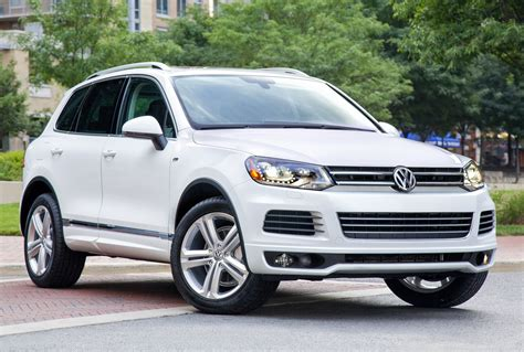 white and blue jeep 2014 volkswagen touareg overview cargurus