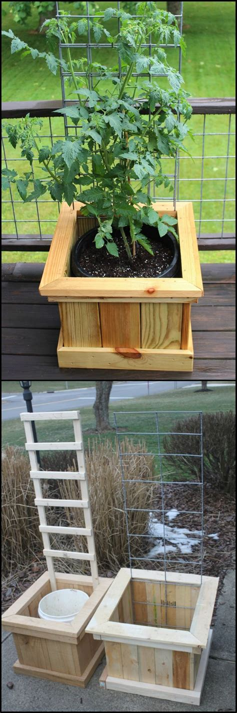 how to build planters for vegetables 25 trending box garden ideas on vegetable