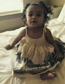 Chris Brown Royalty Daughter