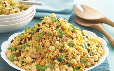 moroccan couscous recipe chickpea couscous salad recipe