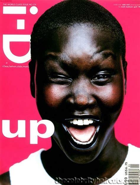 alek wek history alek wek the pride of south sudan dinka people and one