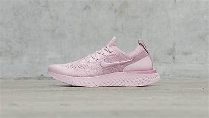 Nike React Epic Flyknit Shoes Colorways Running