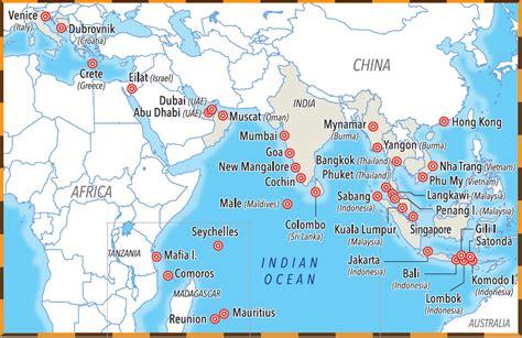 top  cruises     indian ocean world