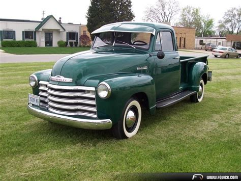 25+ Best Ideas About 1951 Chevy Truck On Pinterest