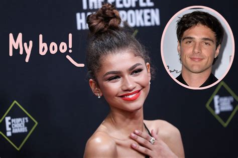 zendaya jacob dating elordi things reportedly trying keep key low perez official perezhilton