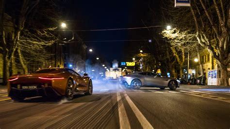 Meet The Man Behind James Bond's Crazy Car Stunts