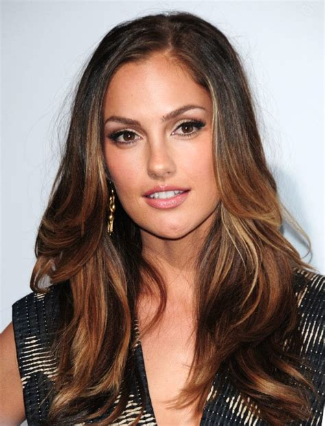 Brunettes With Brown by 10 Best Lowlights For Brown Hair All Things Hair Uk