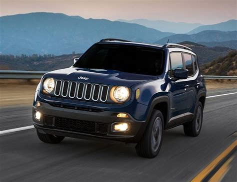 2019 Jeep Renegade  New Cars And Trucks