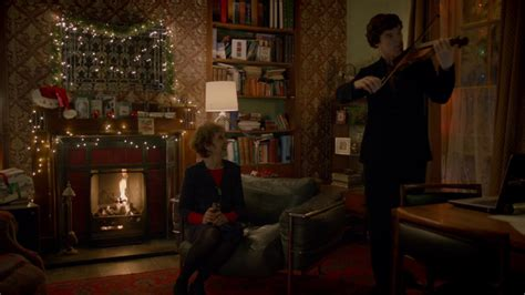 bbc s sherlock series three will mistletoe and crime make