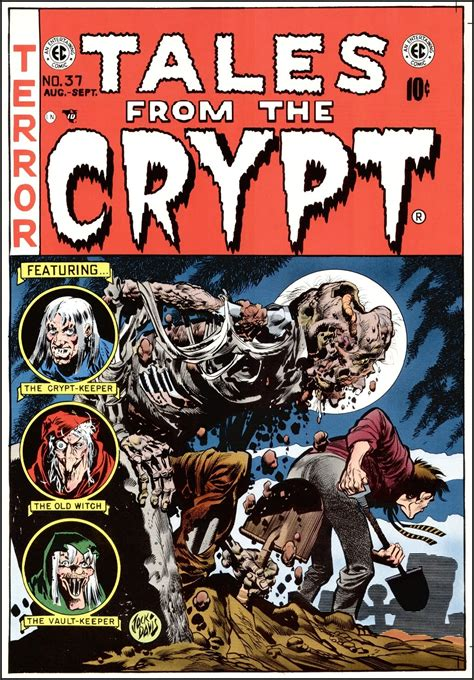Tales From The Crypt Reboot Gets 10episode Order On Tnt Collider