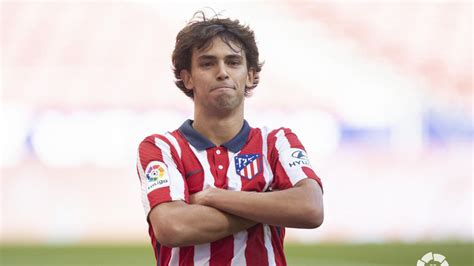10 minutes of joao felix showing his class. Atletico Madrid: Joao Felix: I'm enjoying myself at Atletico Madrid   MARCA in English