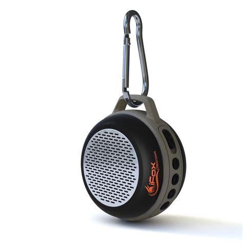 outdoor bluetooth speakers ifox creations
