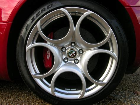 Alfa Romeo Spider Wheels by Looking For 17 Quot 8c Competizione Alloy Wheels Don T Exist