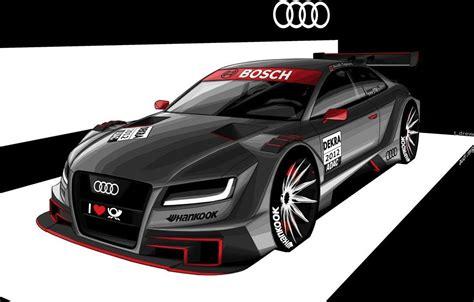 bmw dtm  concept car  audi  dtm render unveiled