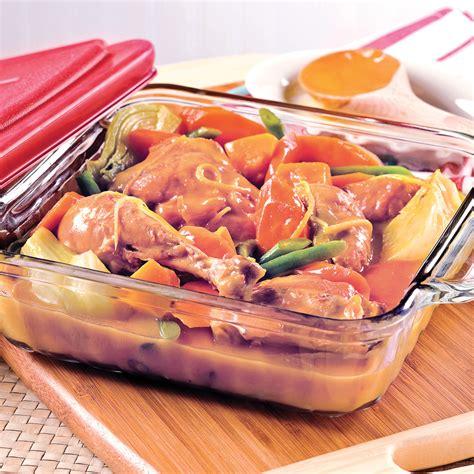 recette de cuisine d automne cuisses de poulet au citron et légumes d 39 automne