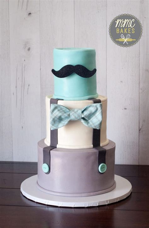 man baby shower cakes mmc bakes