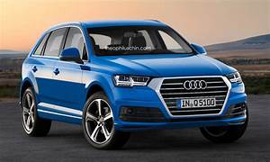 Audi Q5 Versions : 2017 audi q5 rendered let 39 s hope it looks this good ~ Melissatoandfro.com Idées de Décoration