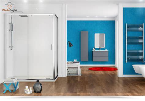 box doccia parete fissa box doccia 70x100 porta scorrevole con parete fissa
